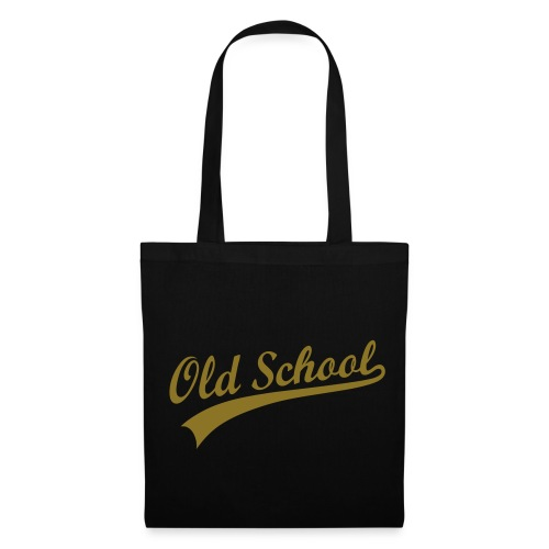 Old School Bag - Tote Bag