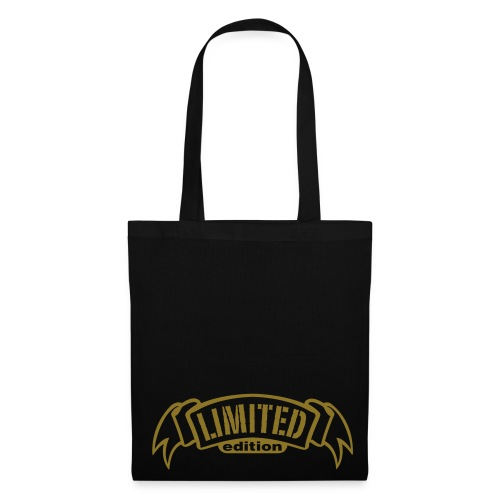 Limited Edition Bag - Tote Bag