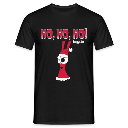 ho, ho, ho! shirt - Männer T-Shirt