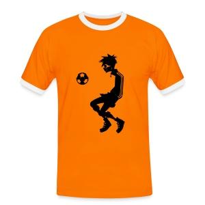 Football Boy - T-shirt contrasté Homme