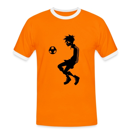 Football Boy - T-shirt contraste Homme