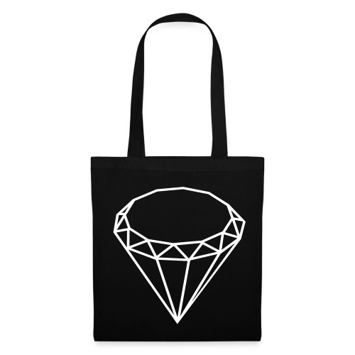 Diamond Tote - EJ by Ethan James - Tote Bag