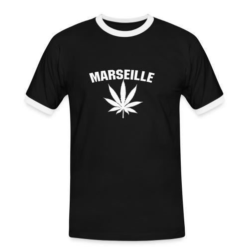 marscana3 - T-shirt contrasté Homme