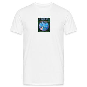 World Dance 31/07/93 Rave Flyer - Men's T-Shirt