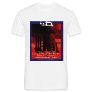 World Dance 10/06/94 Rave Flyer - Men's T-Shirt