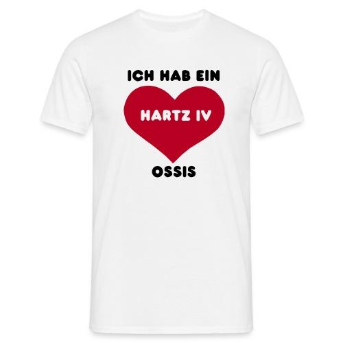 Hartz T-Shirt - Männer T-Shirt