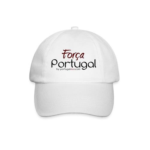 Força Portugal - Casquette Blanche - Casquette classique