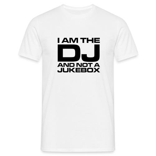 DJ T-Shirt - T-shirt Homme