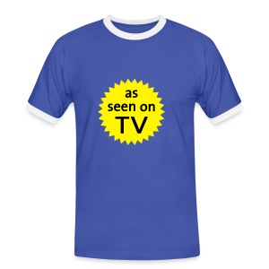 As Seen On TV - Men's Ringer Shirt