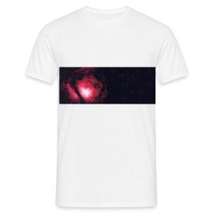 Sternennebel - Männer T-Shirt