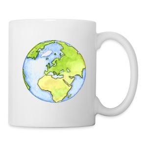 Erde - Tasse