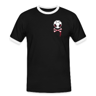 T-Shirts ~ Männer Kontrast-T-Shirt ~ HARTZ 5 (AWAY)