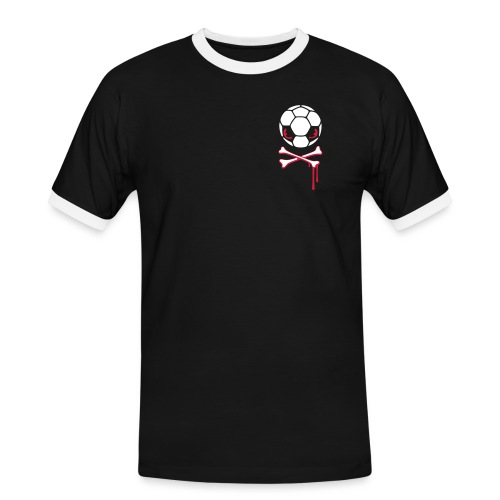 HARTZ 5 (AWAY) - Männer Kontrast-T-Shirt