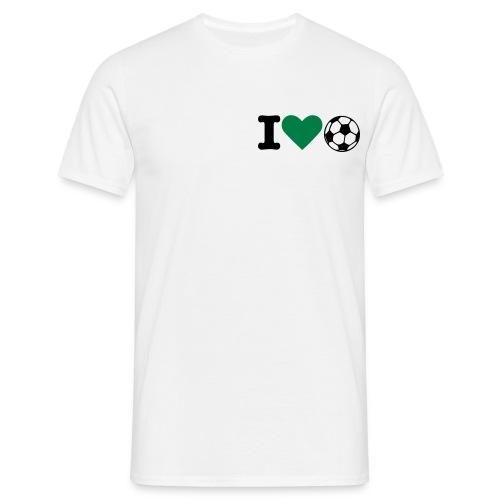 Männer Fussball - Männer T-Shirt