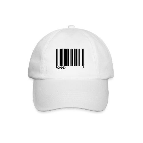 Cap barcode - Baseballkappe
