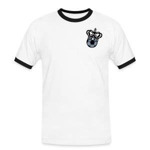VON WEGEN 11 - Männer Kontrast-T-Shirt