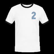 T-Shirts ~ Männer Kontrast-T-Shirt ~ ZEMENTIDIS 2