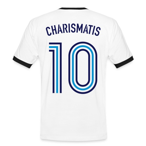 CHARISMATIS 10 (Home) - Männer Kontrast-T-Shirt