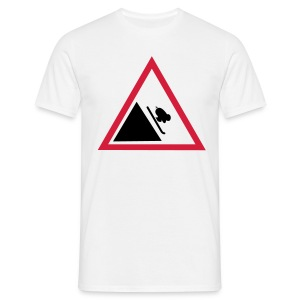 Downhill Racer - Men's T-Shirt