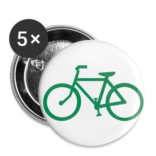 Team Topp buttons - Liten pin 25 mm (5-er pakke)