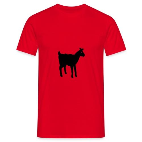 Rouden T-shirt - Schwaarz Geess - Männer T-Shirt