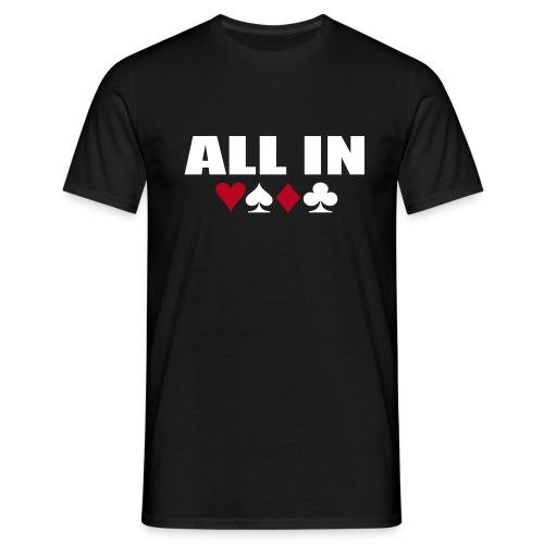User T-Shirt Odin - Männer T-Shirt
