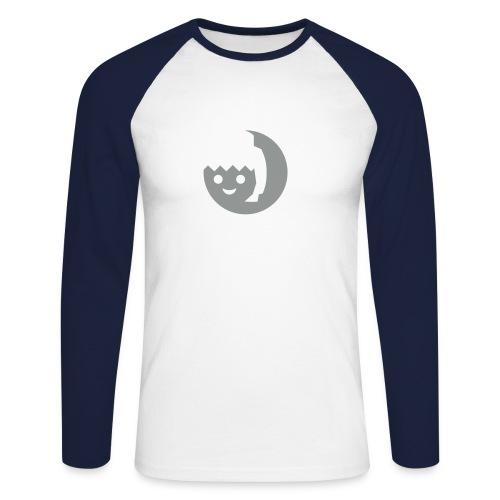 PLAY>BOY - Männer Baseballshirt langarm