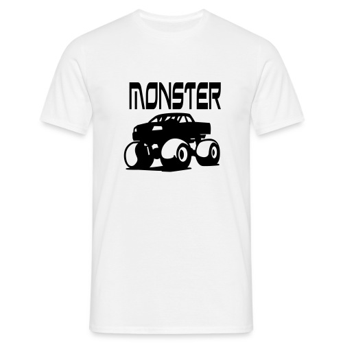 Monster truck - T-shirt Homme