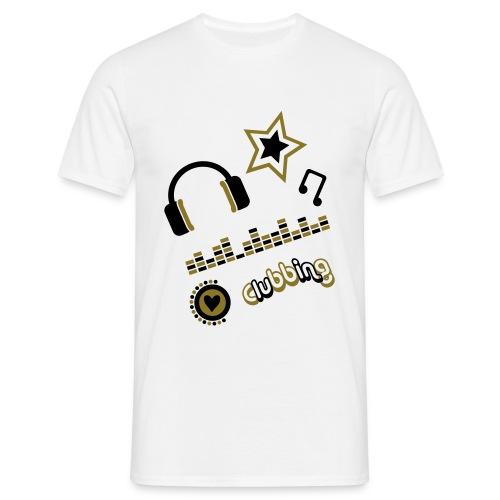 Clubing - Mannen T-shirt