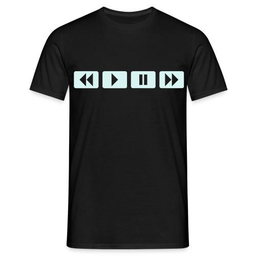 Controle me - Mannen T-shirt