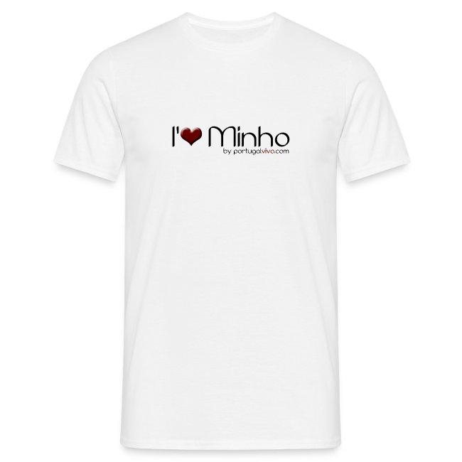 I love Minho - Confort-T Blanc H