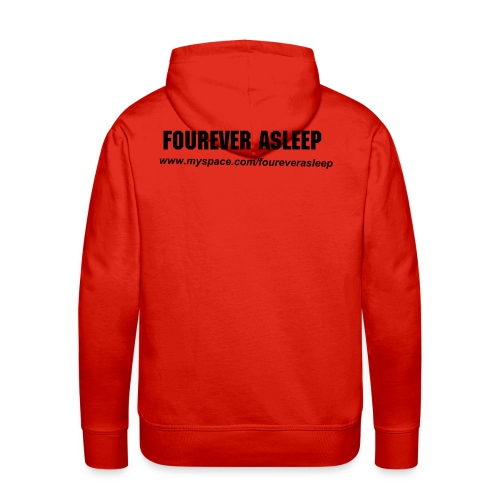 Fourever Asleep Hoody - Men's Premium Hoodie