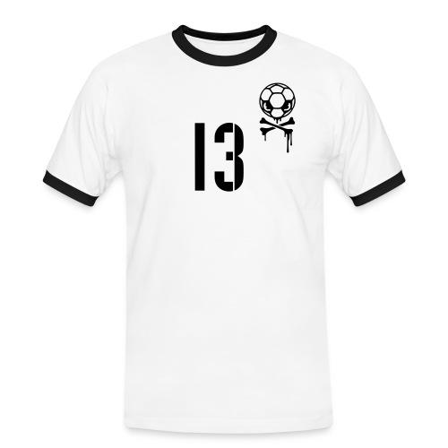 FREITAG 13 (Home) - Männer Kontrast-T-Shirt