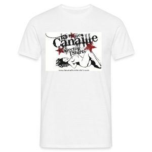 La belle canaille 2| tee-shirts homme - T-shirt Homme