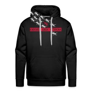 Ants - black hoodie - Männer Premium Hoodie