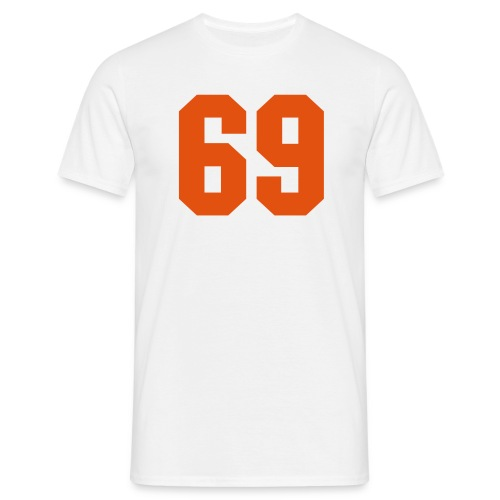 Favorite Number - Men's T-Shirt