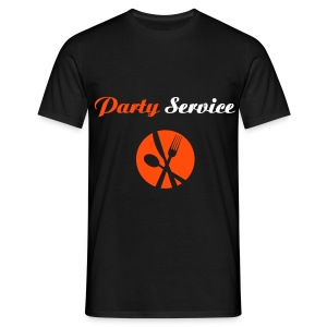 Party Service - Männer T-Shirt