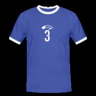 T-Shirts ~ Männer Kontrast-T-Shirt ~ PILSKOPP 3 PROMILLE