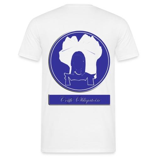 Coiffe obligatoire!!! - T-shirt Homme