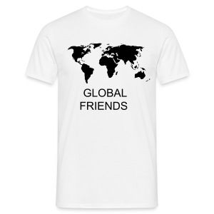 GLOBAL FRIENDS  MEN'S T-SHIRT RANGE - Men's T-Shirt