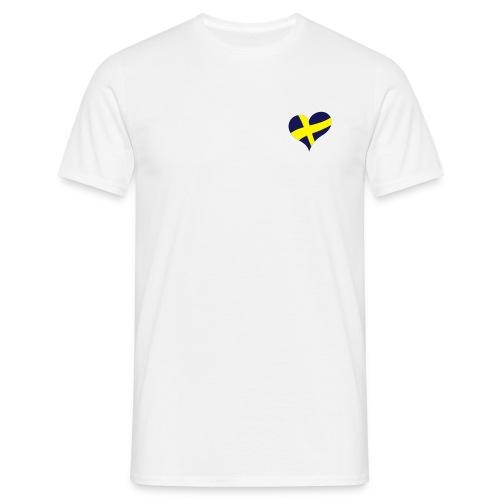 Sweden (Vuxensidan) - T-shirt herr