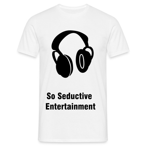 So Seductive Entertainment | I'm a Star! - Männer T-Shirt