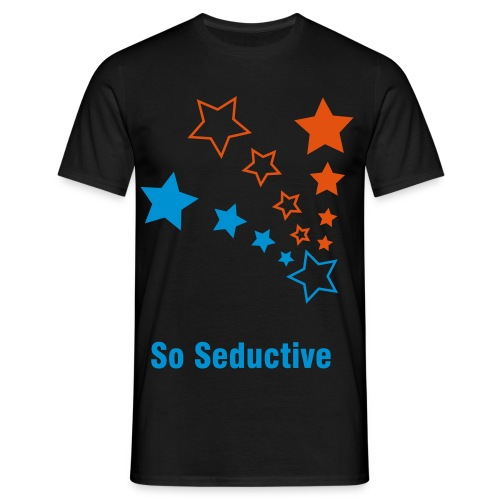 So Seductive Entertainment | Stars - Männer T-Shirt