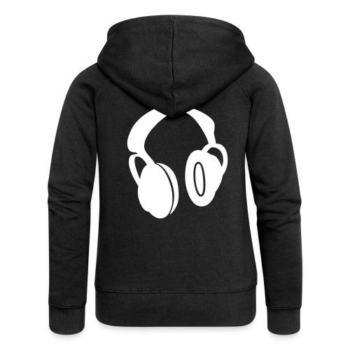 Head Hood - Women's Premium Hooded Jacket