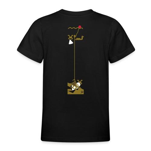 T-shirt barn - T-shirt tonåring