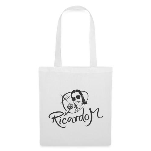 Die RICARDO M.-Einkaufstasche - Stoffbeutel