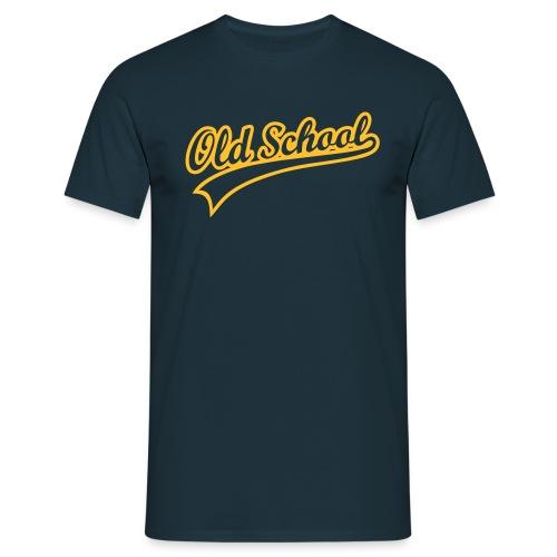 Old School - Männer T-Shirt