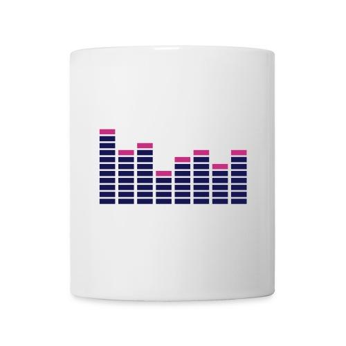 equalizer mug - Mug