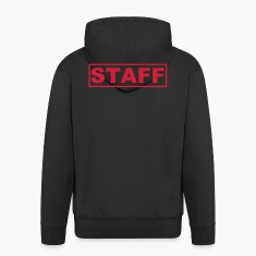 Black Staff Men's Longsleeves