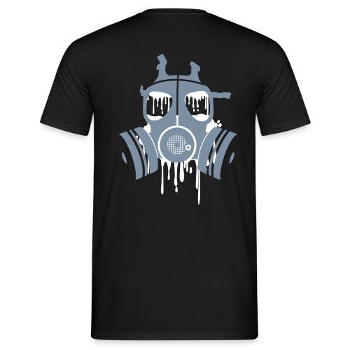 t-shirt masque  - T-shirt Homme
